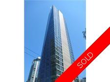 Coal Harbor Apartment for sale: West Pender Place 2 bedroom 1,160 sq.ft. (Listed 2013-02-05)
