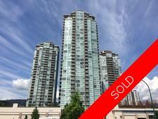Coquitlam Center Apartment for sale: Grand Central 3 1 bedroom 565 sq.ft. (Listed 2015-07-11)