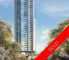 metrotown Apartment for sale: The Park Metrotown 1 bedroom 614 sq.ft. (Listed 2015-07-15)
